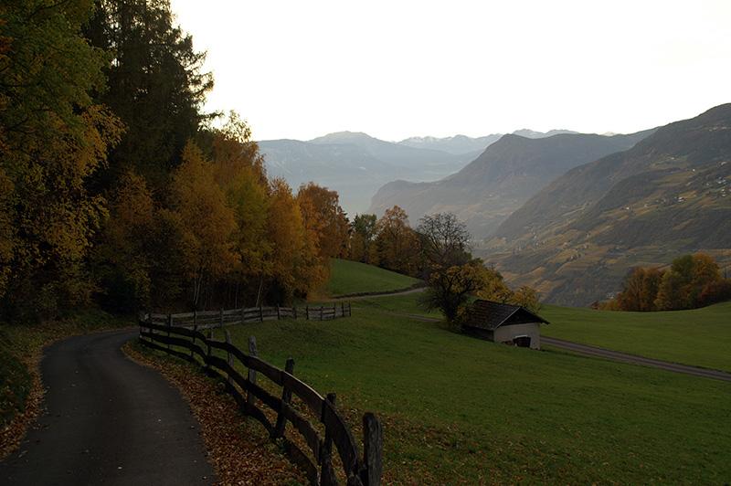 Regionen in Südtirol